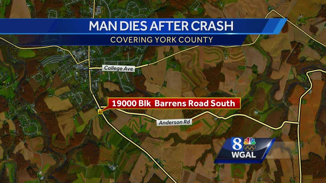 Fatal crash Hopewell Township