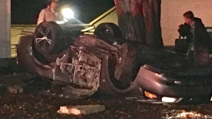 Fatal crash in Anderson County