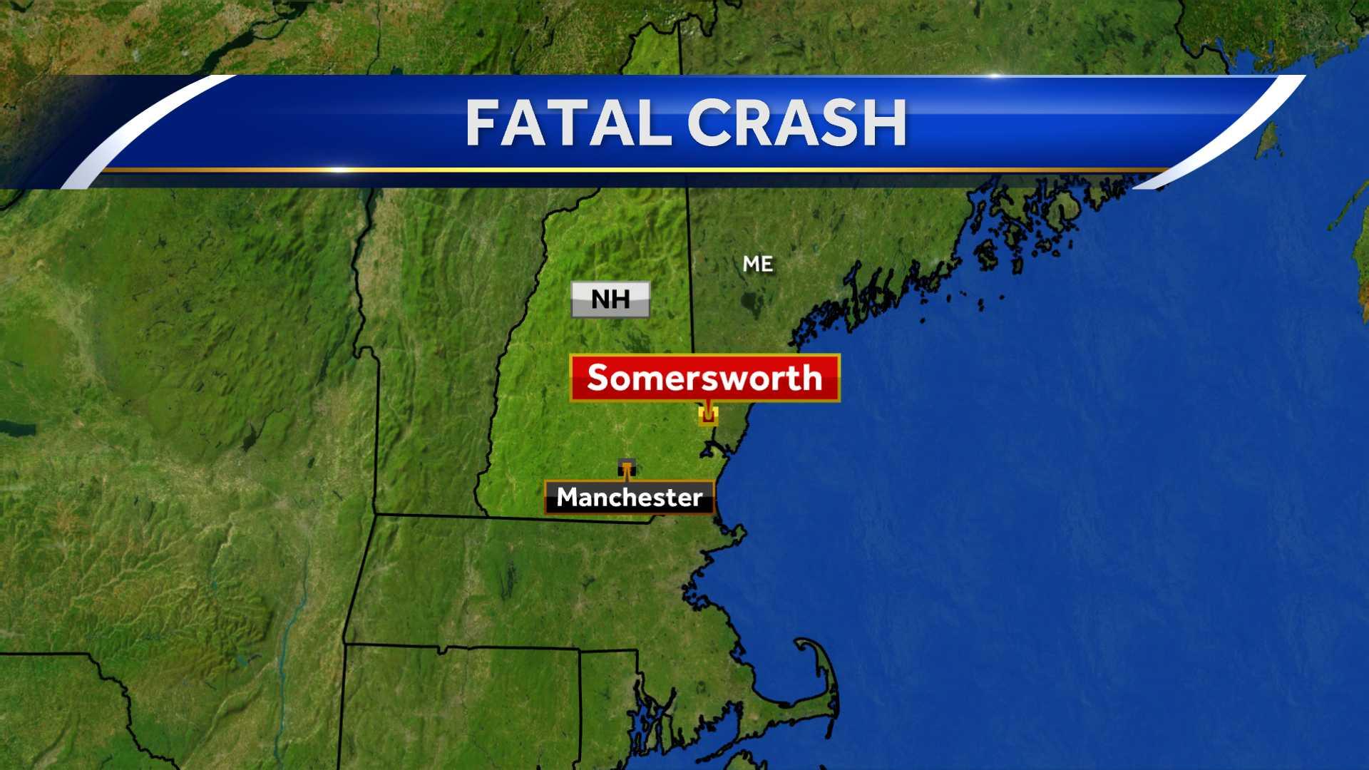 Man killed in Somersworth crash