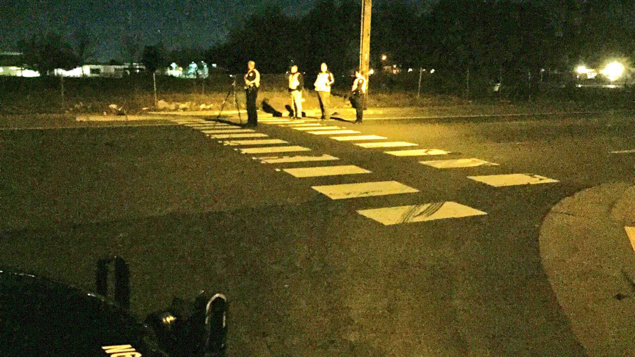 Sacramento police investigate a deadly hit-and-run crash.