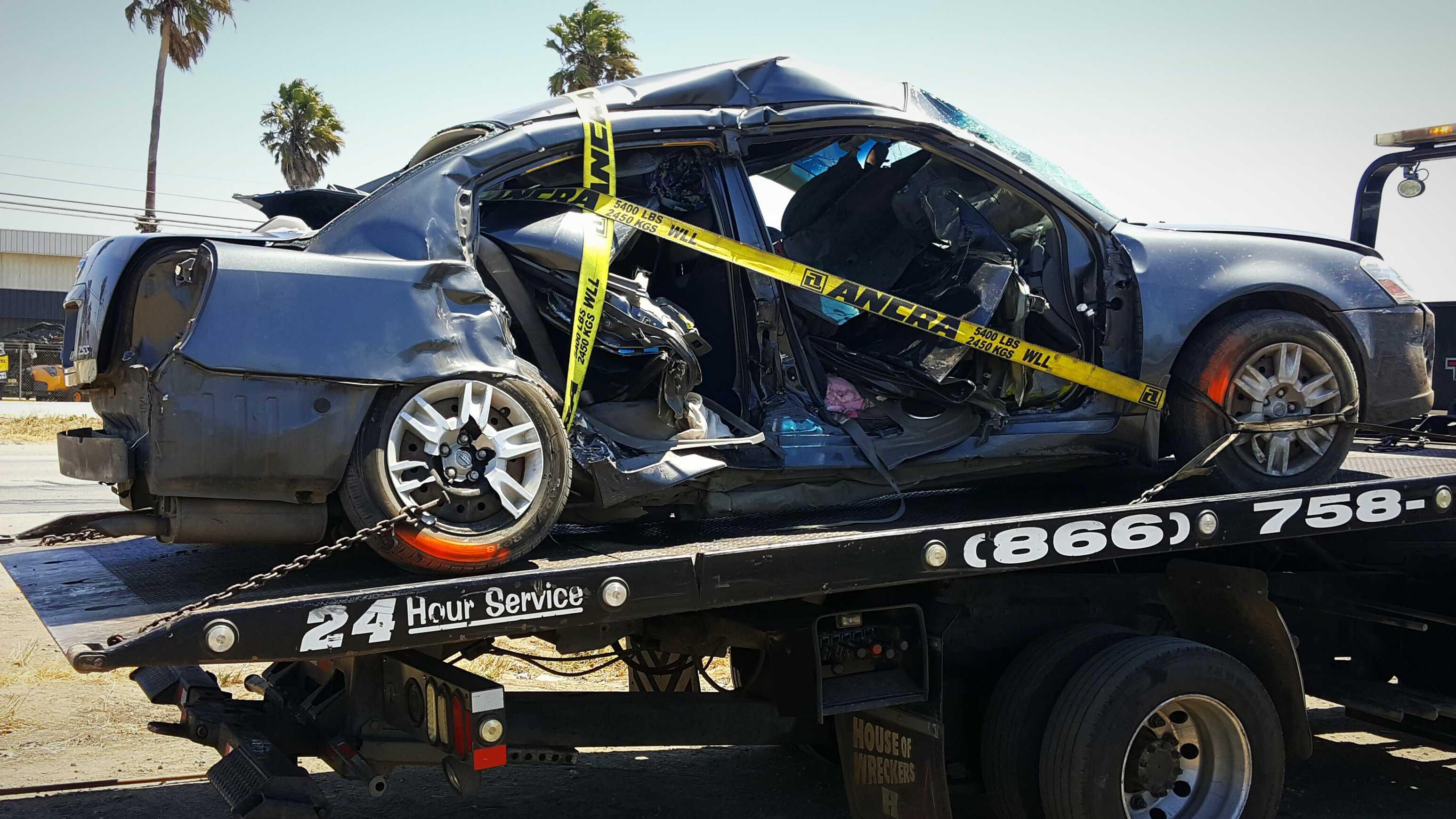 Highway 101 fatal crash