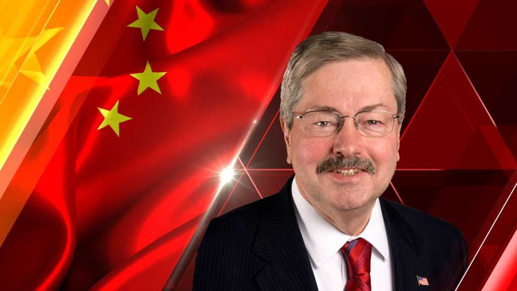 Branstad confirmed as new China ambassador