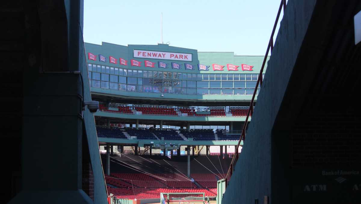 New bar, terraced seating among Fenway Park improvements