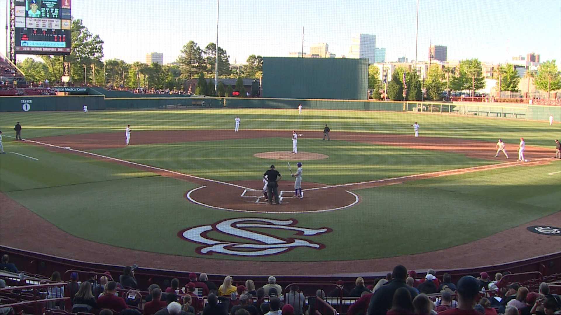 USCGamecocks Baseball