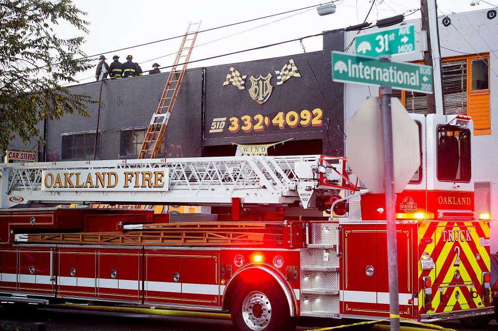 At least 24 people are dead after fire broke out inside a warehouse hosting an electronic music concert.