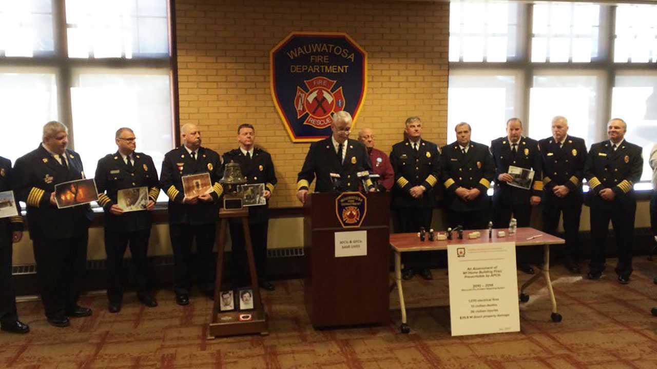Fire, Wauwatosa Fire Department,