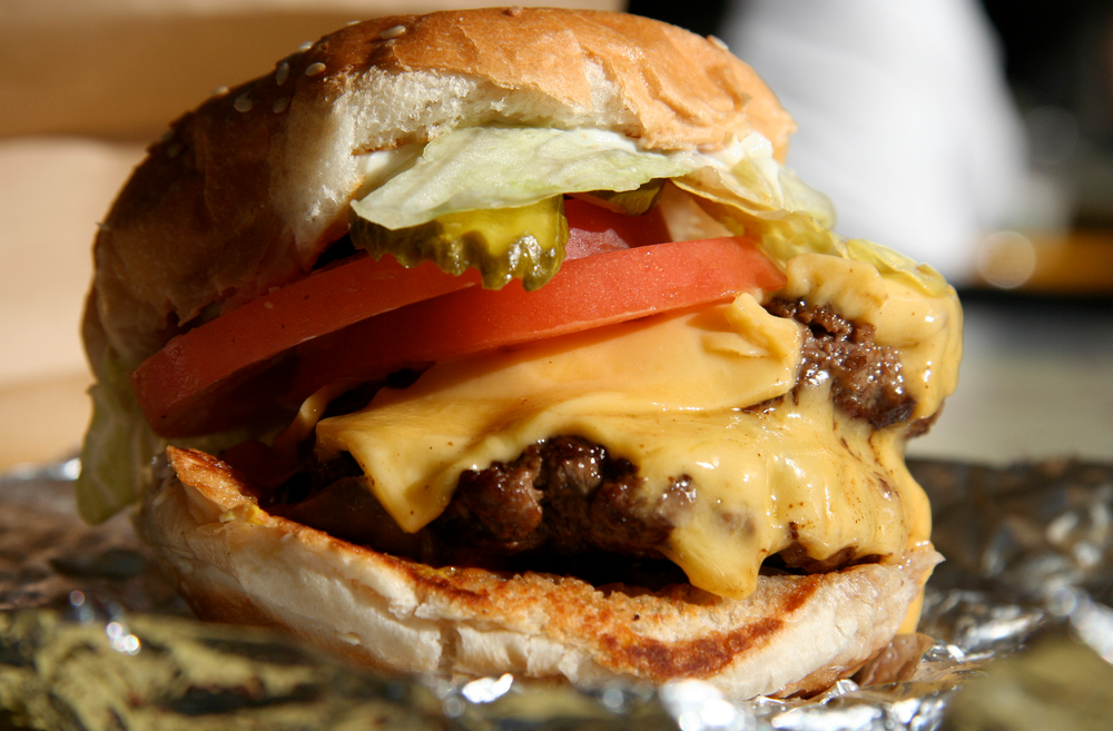 This burger chain was just rated America's favorite