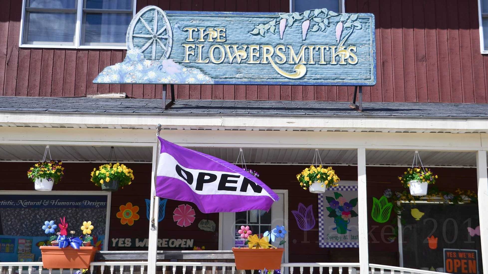 Flowersmiths in Plymouth