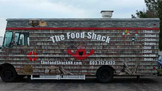 5. The Food Shack in Epping