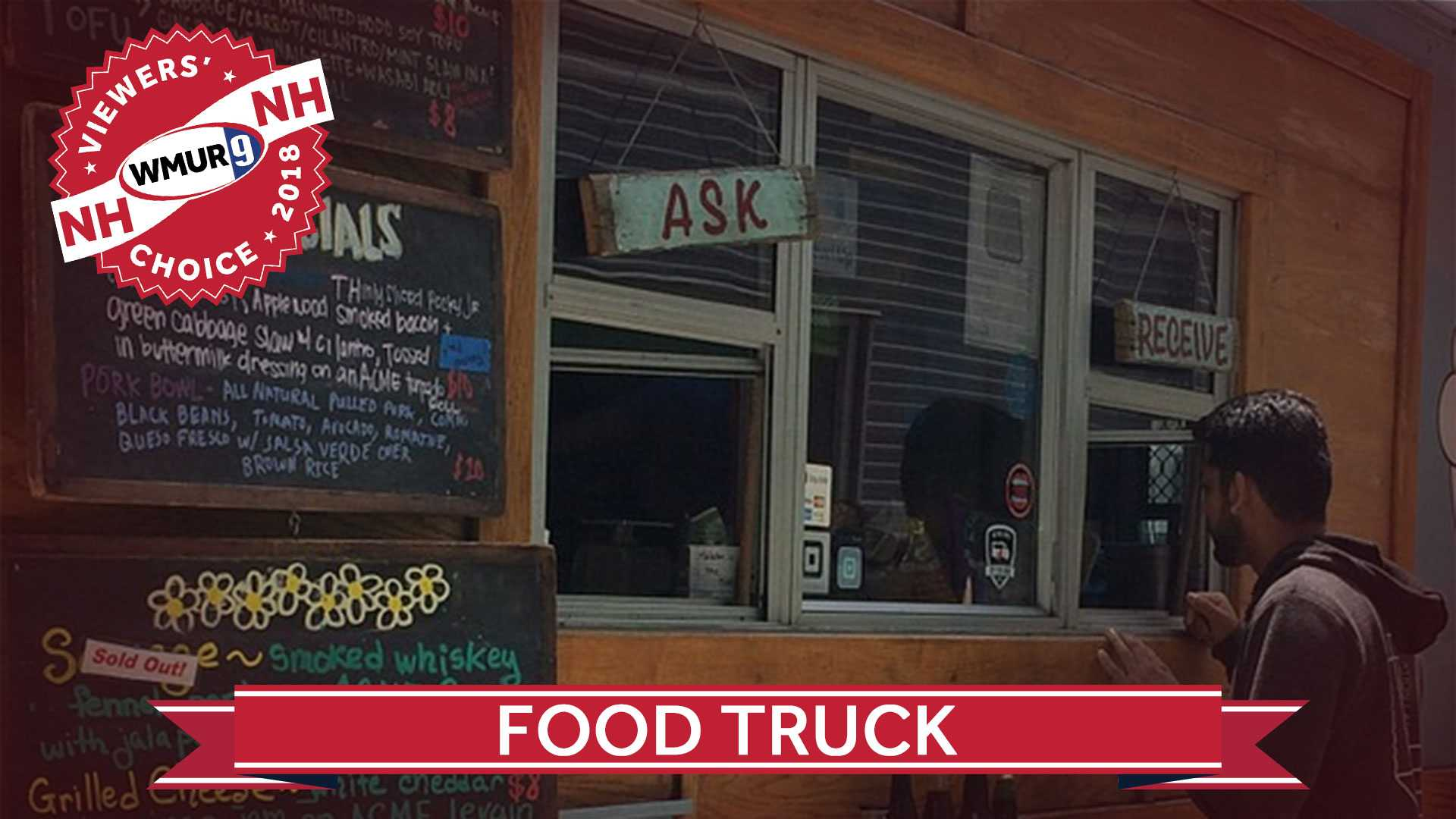 Viewers' Choice 2018: Best food trucks in New Hampshire