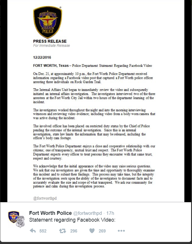 fortworthpolice fort worth police