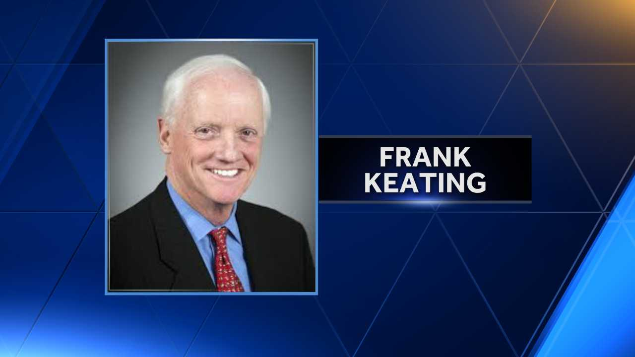 Former Gov. Keating To Be Interviewed For FBI Director Position