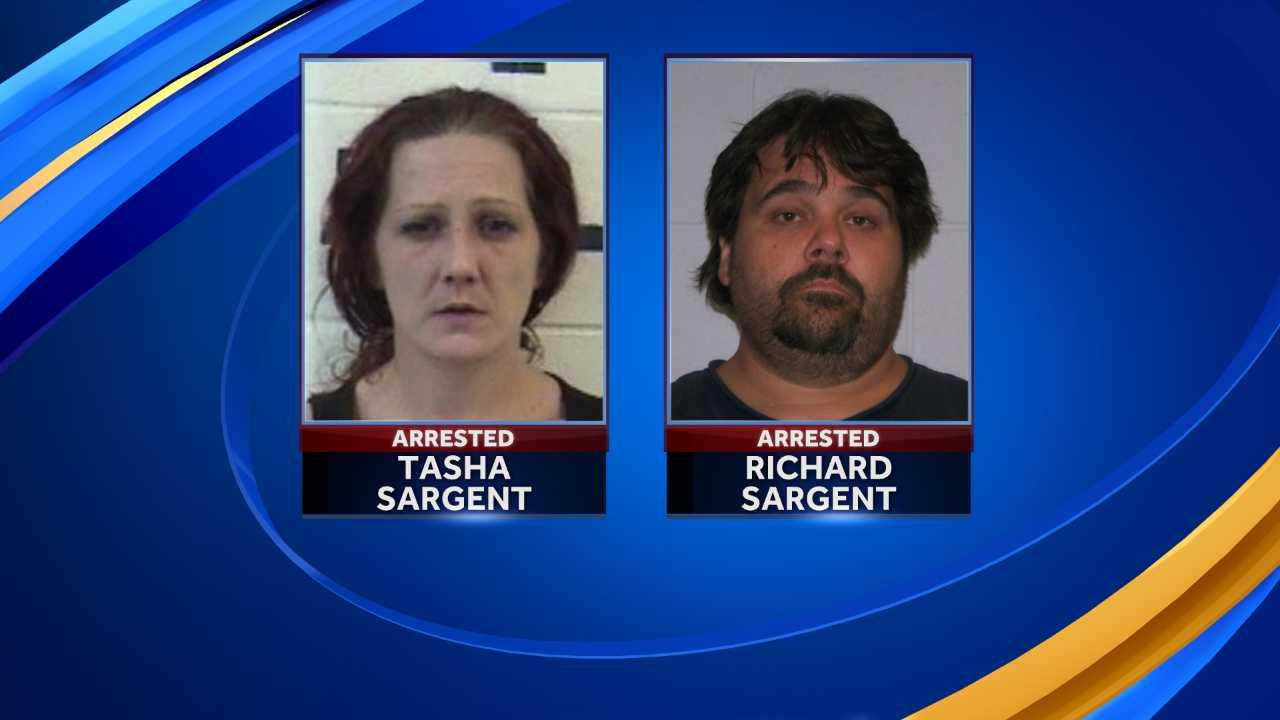 Richard and Tasha Sargent