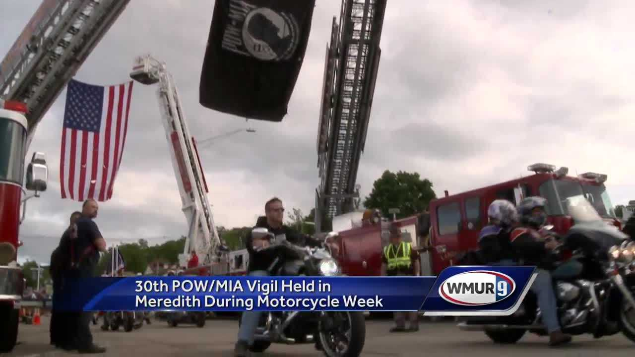 Annual Freedom Ride held during Motorcycle Week