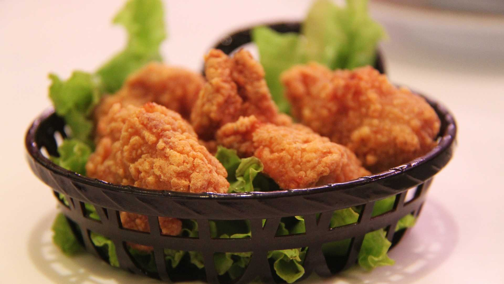 File image of fried chicken