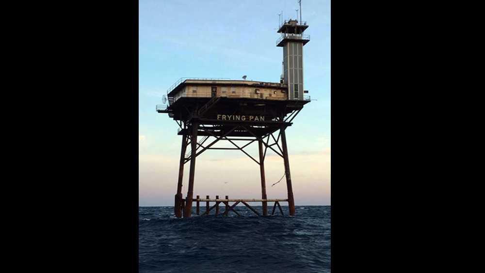 Frying Pan Lighthouse