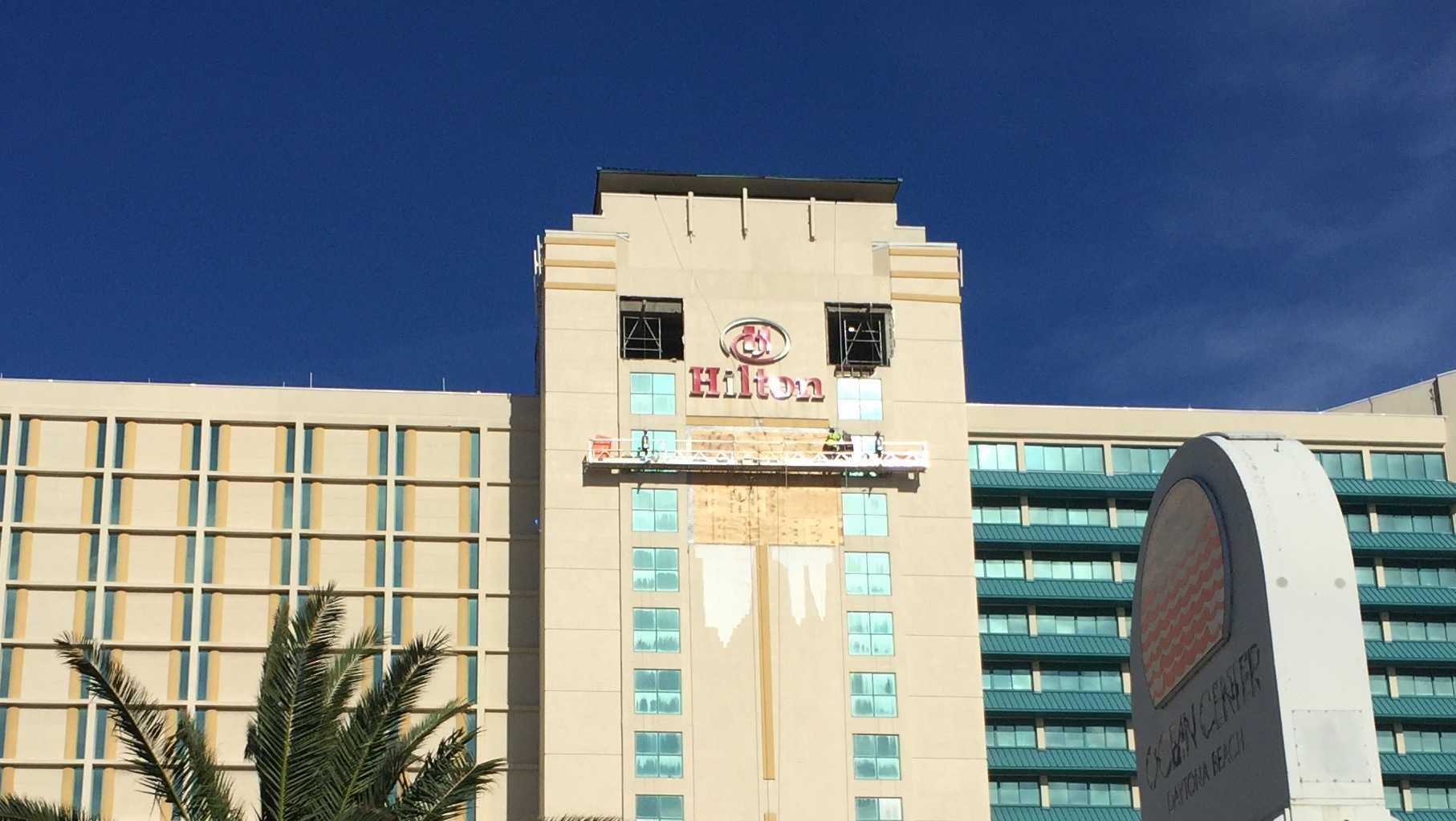 Hotel Damage