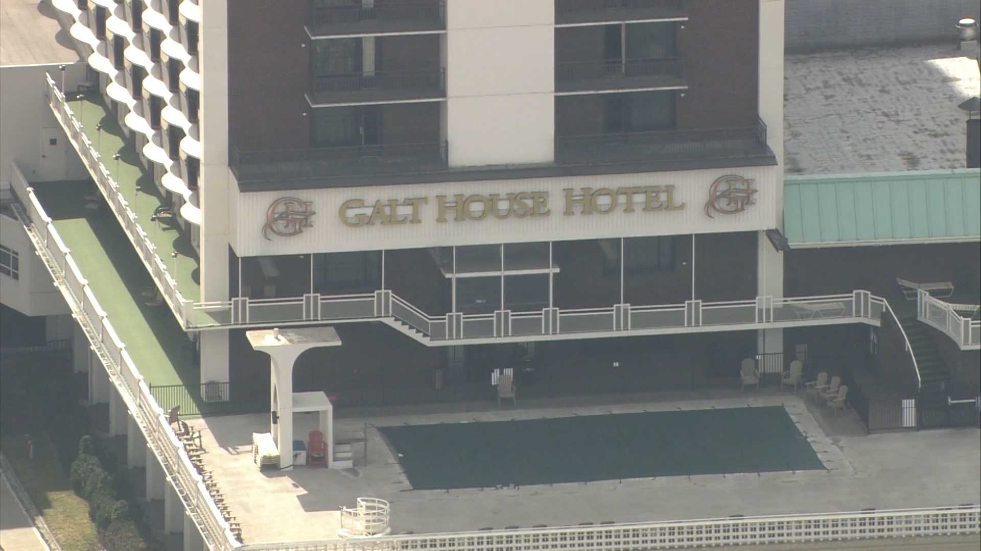 Payment Information Taken In Galt House Security Breach