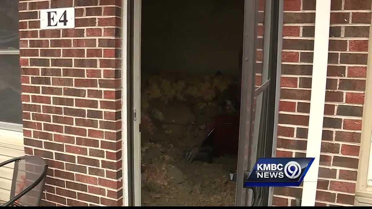 Garden City Senior Apartment Complex ceiling collapses