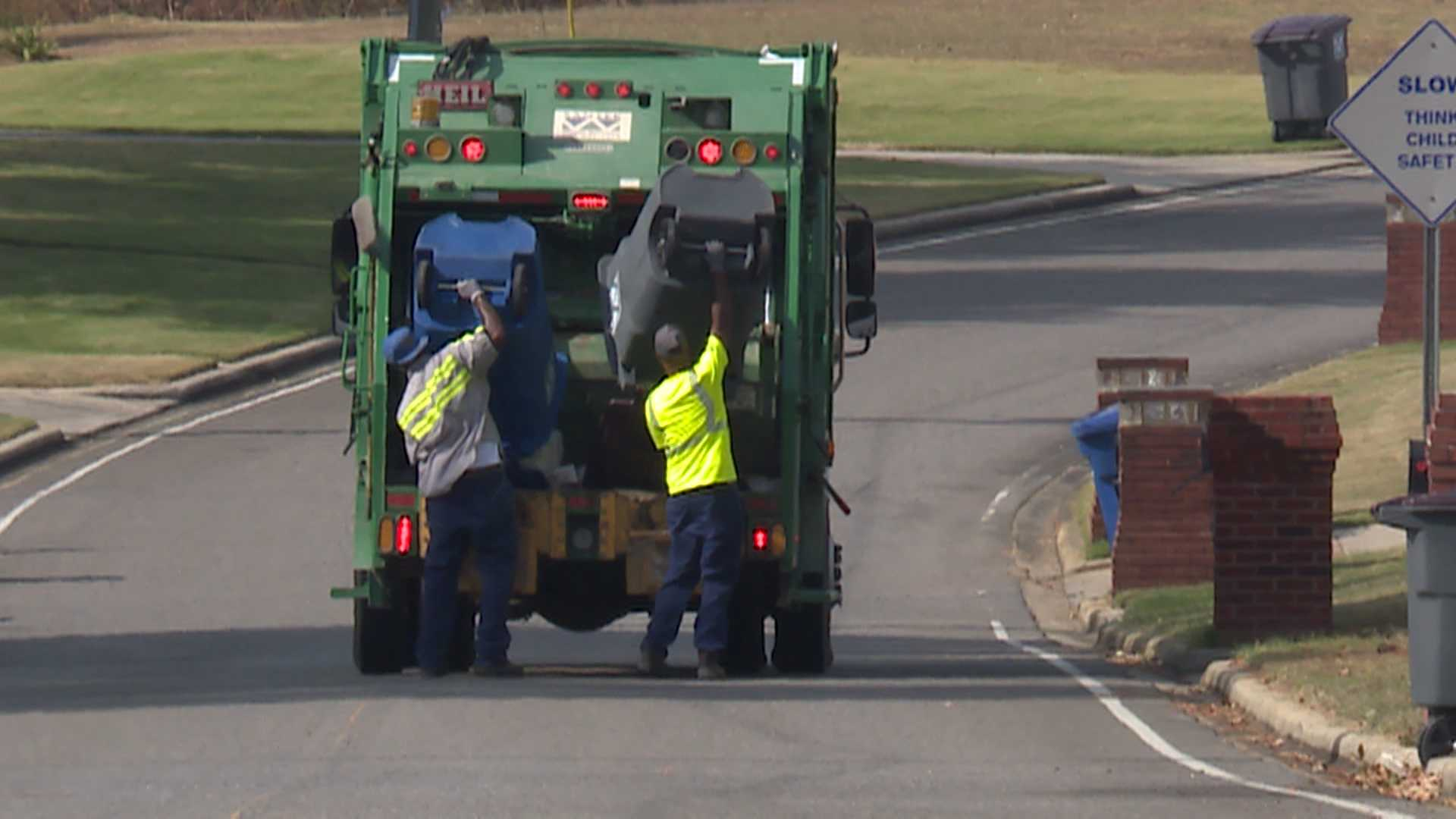 Gardendale recycling mixup