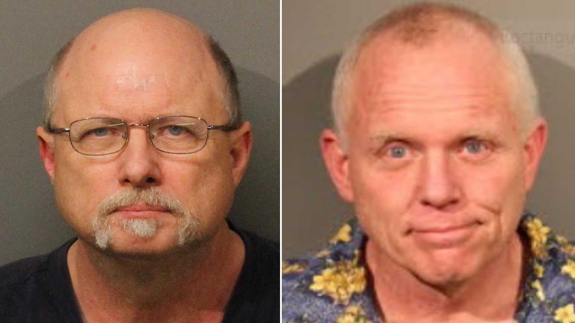 Gary Arlen Folkerts, 57, and Larry Gene Folkerts, 56
