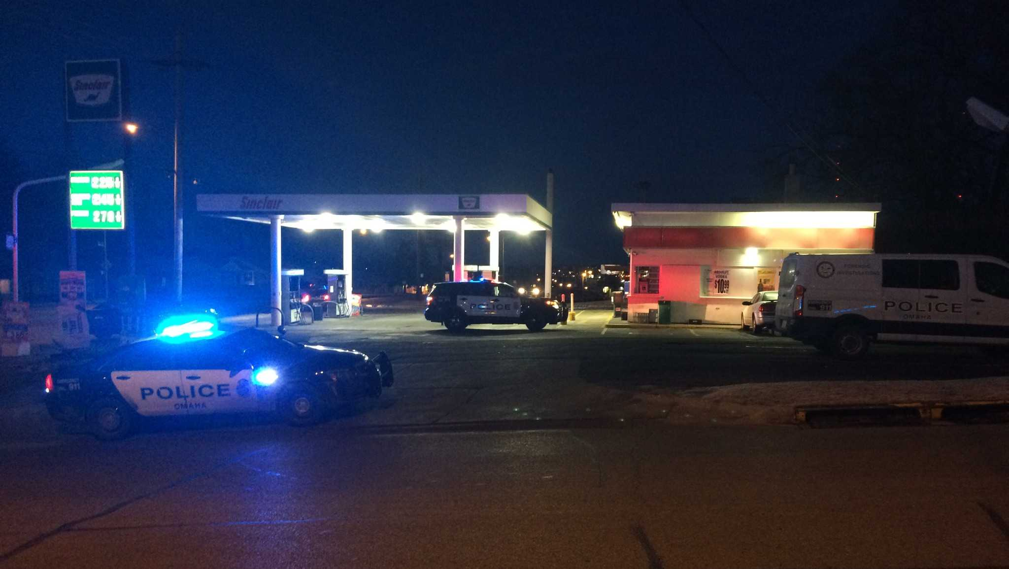 Sinclair Gas Station Armed Robbery