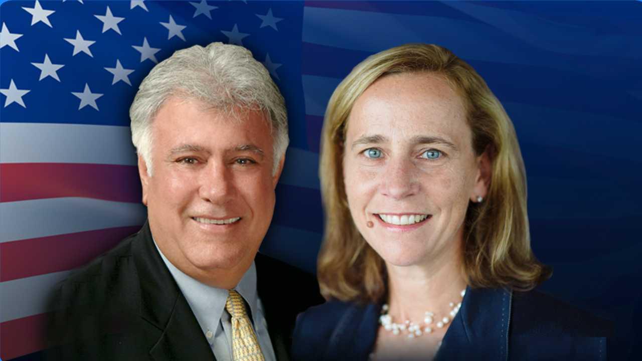 Ted Gatsas, Joyce Craig