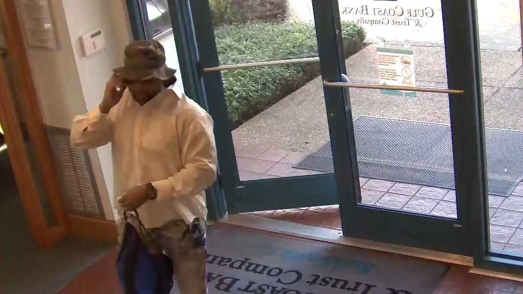 Terry Parkway Bank Robbery