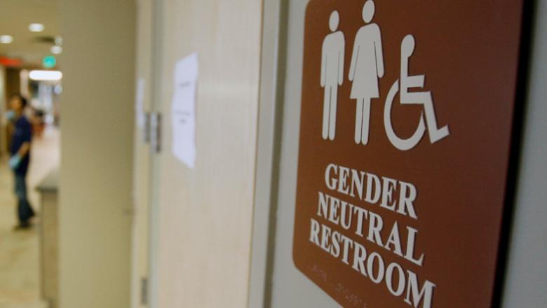 Doj drops lawsuit against north carolina over 39 bathroom bill 39 for Against gender neutral bathrooms