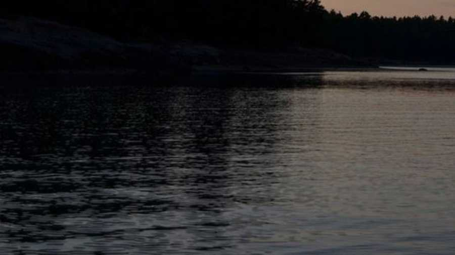 Possible Drowning at Lake Jocassee