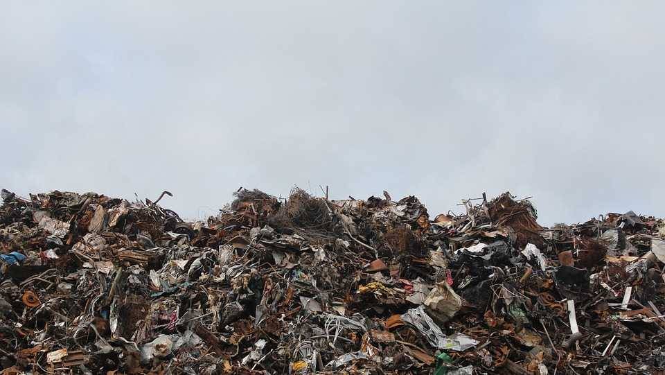 Dump, landfill