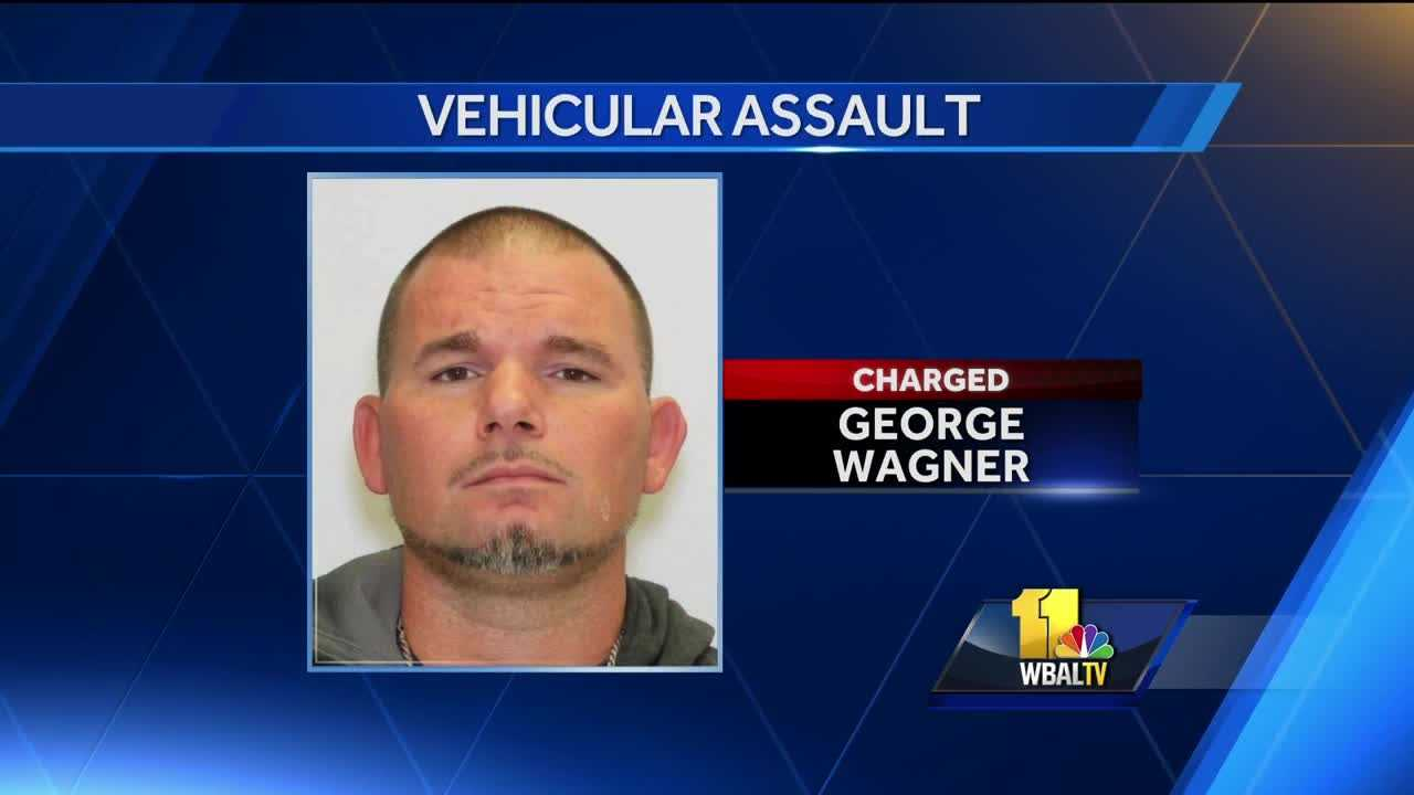 George Wagner, 38, is accused of a vehicular assault in Aberdeen, police said.