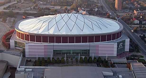 Implosion of Falcons' Georgia Dome planned for Nov. 20
