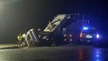 Dixville fatal crash