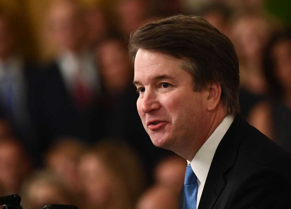 Someone bought BrettKavanaugh.com and made it a forum to help sexual assault survivors