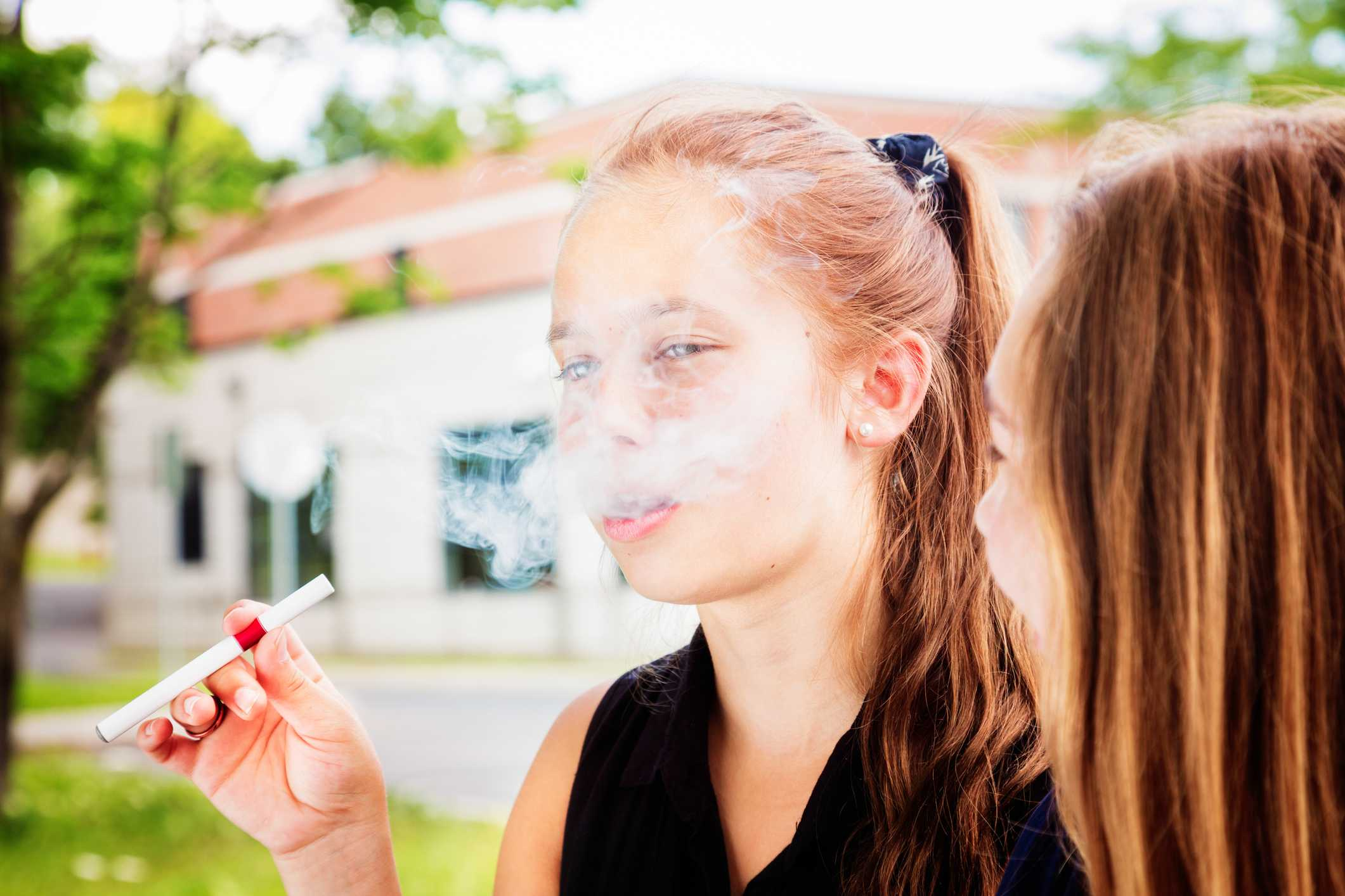FDA takes 'historic action' on youth e-cigarette 'epidemic'