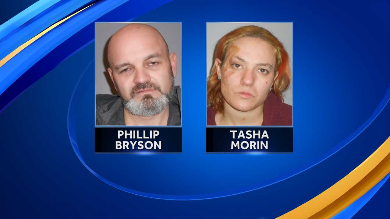 Pair arrested on drug charges in Gilford