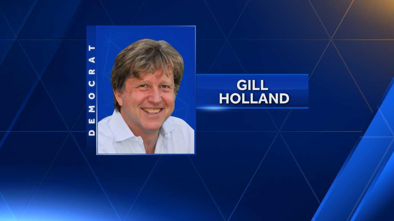 Gill Holland