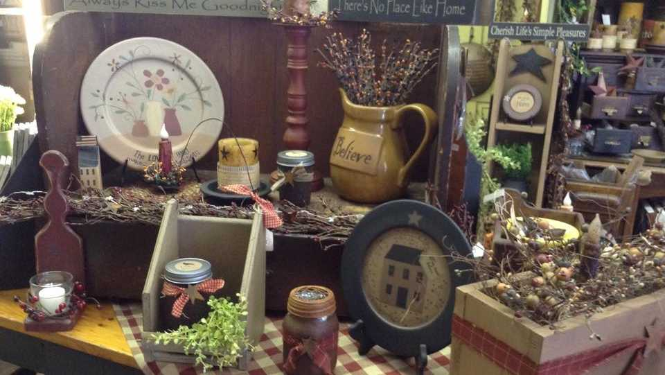 Gill's Flowers & Country Primitives in Berlin