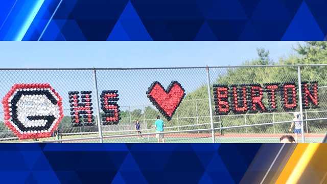 Glenelg High School loves Burton