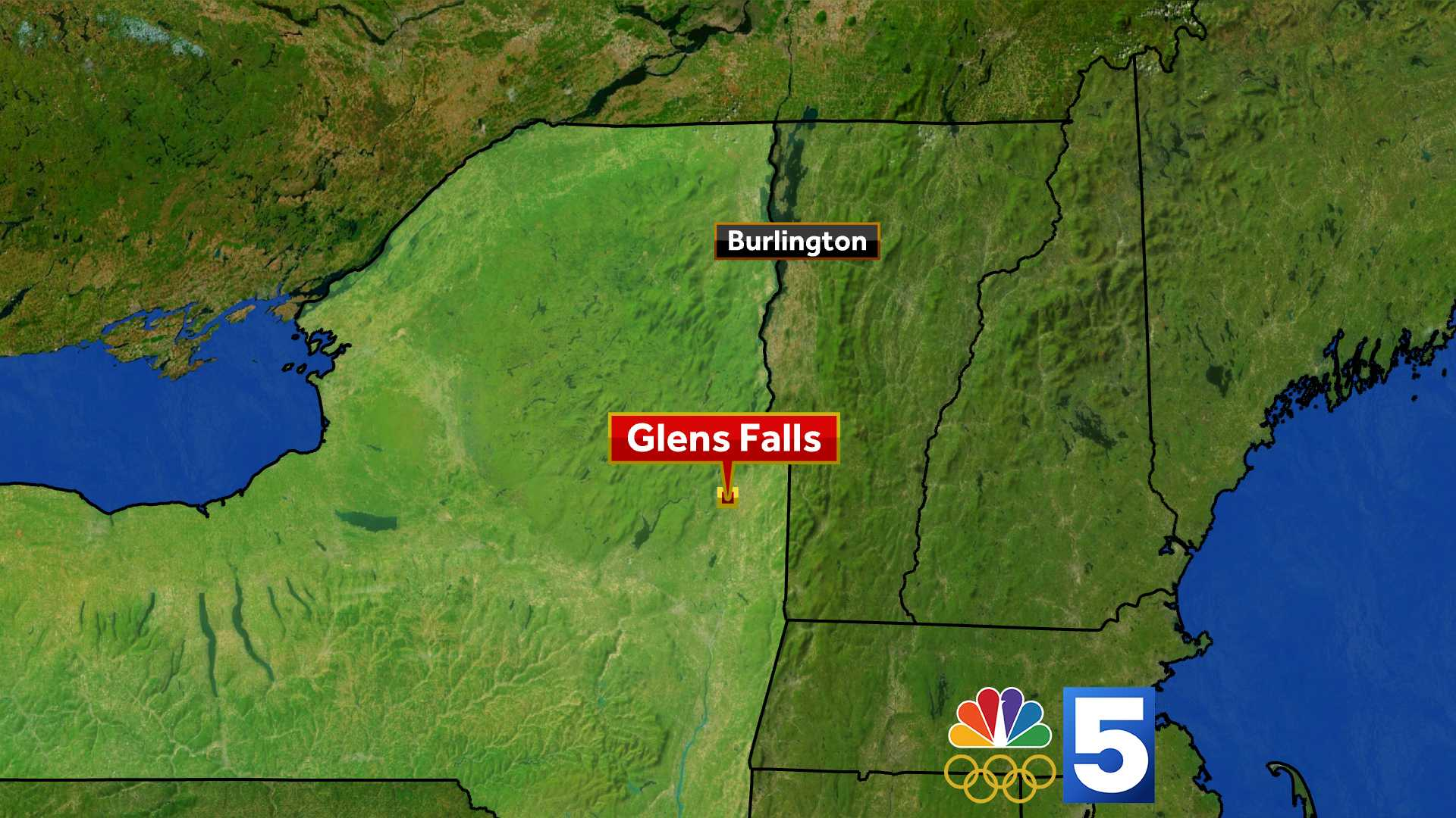 Man Accused Of Killing Woman And Child In Glens Falls