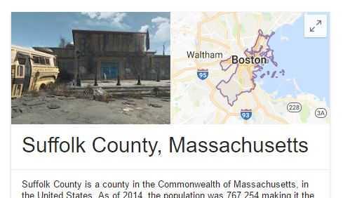 Google Suffolk County result