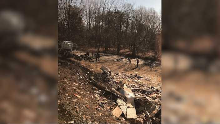 Missouri, Arkansas Congressional delegation okay on board train that crashed in Virginia