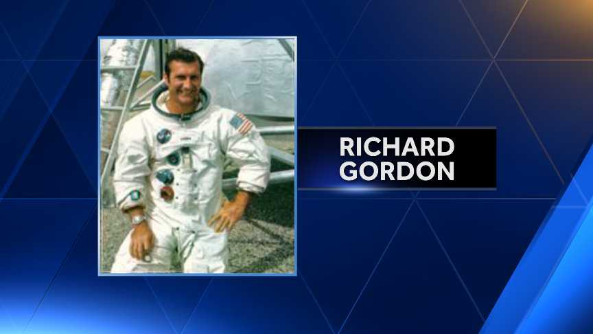 Apollo 12 Astronaut Richard Gordon Dies