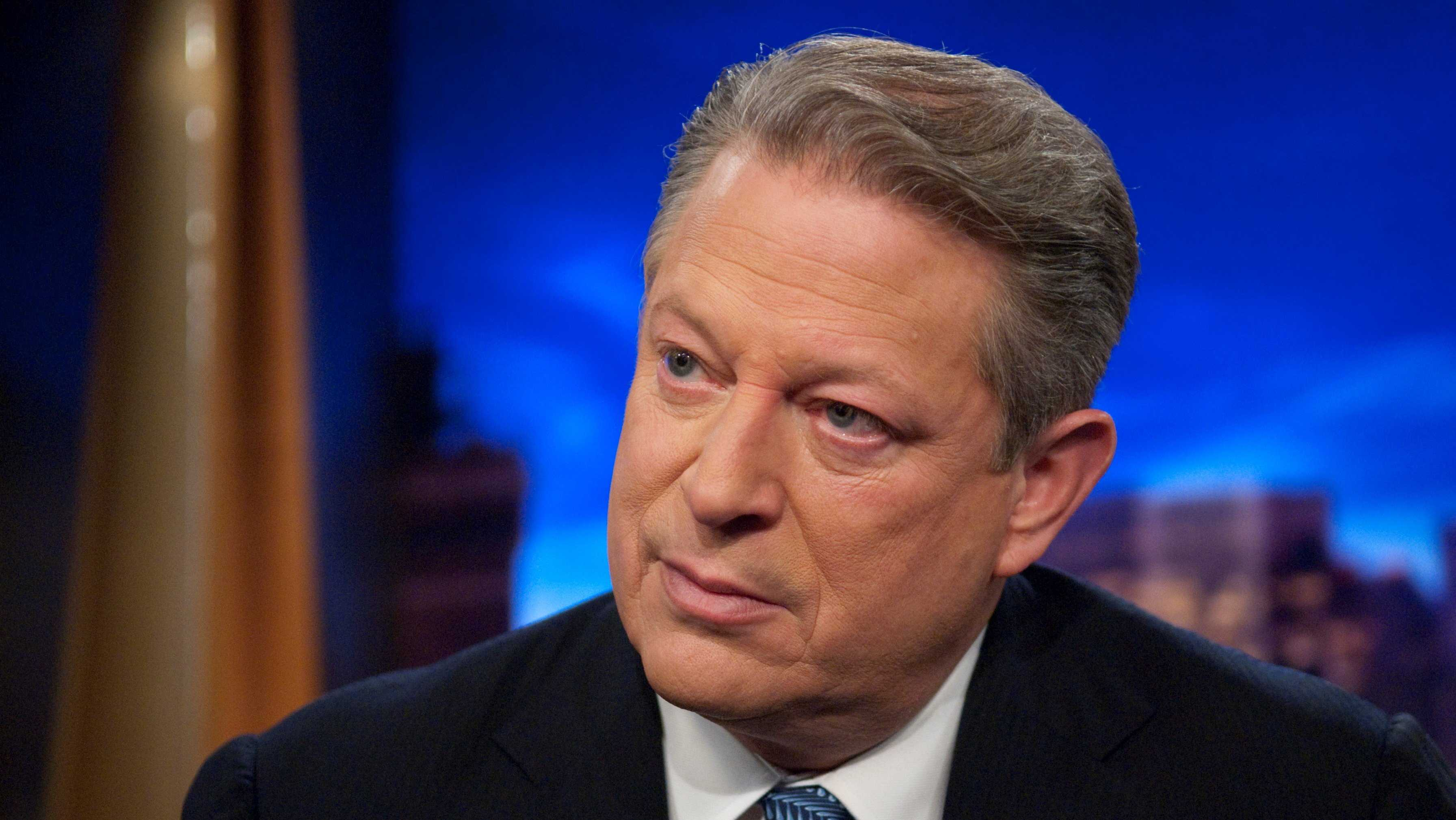 Former Vice President Al Gore hosted a controversial Climate & Health Meeting on Thursday, Feb. 16, 2017.