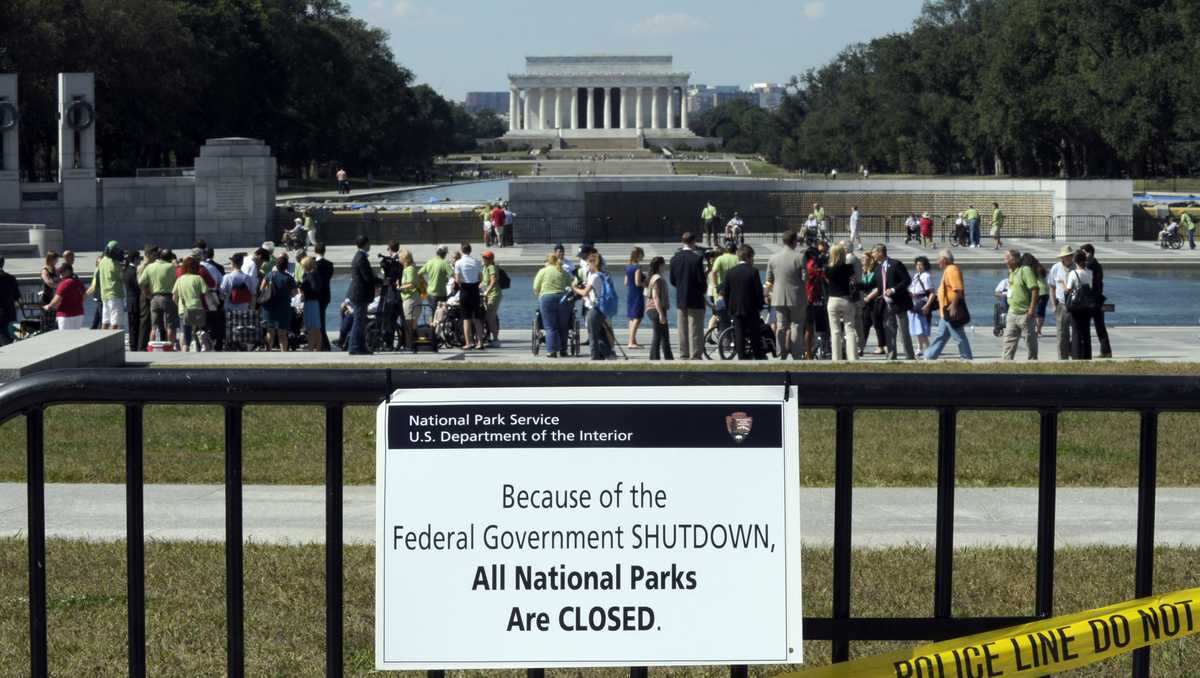 what is a government shutdown A government shutdown occurs when the nonessential offices of the government close due to lack of approval on the federal budget for the upcoming fiscal year approval is reached if congress passes all of the spending bills regarding the federal budget.