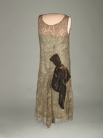 Grace Coolidge wore this gown to her husband Calvin's inauguration on August 3, 1923.