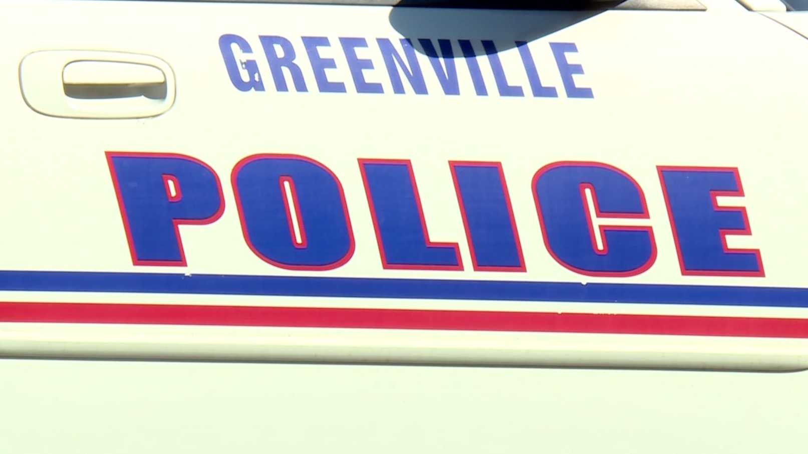 Greenville Police car