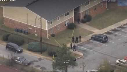 Greenwood apartment shooting