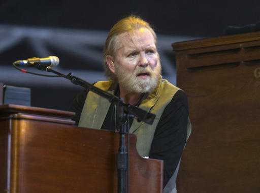Rock legend Gregg Allman of The Allman Brothers Band dies